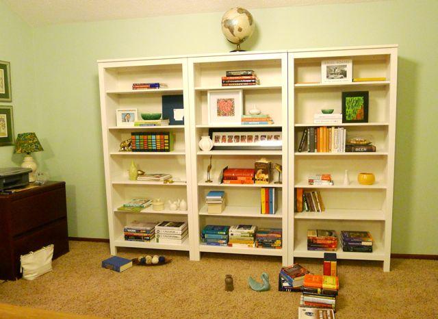 Filling Shelves 2