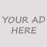 YOUR AD HERE - inquire about pricing