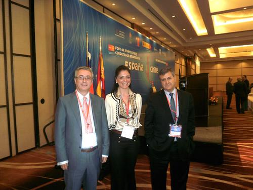 EMTE Service, presente en el III Foro de Inversiones y Cooperación Empresarial España-Chile