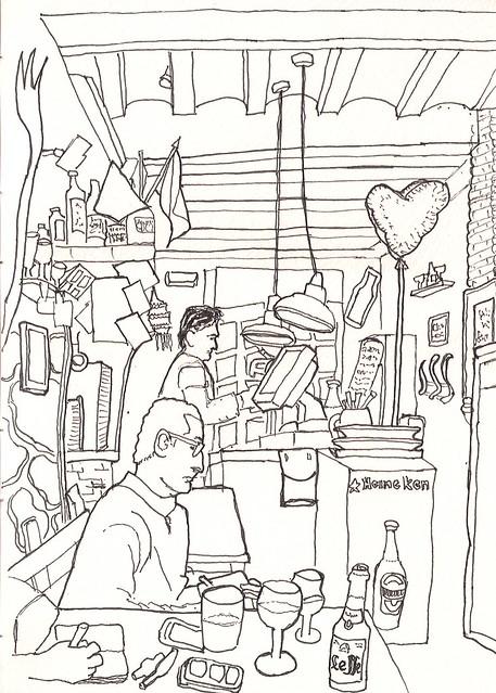 34th sketchcrawl