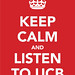 Keep Calm UCB Poster