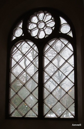 Vanhan ajan ikkuna by Anna Amnell