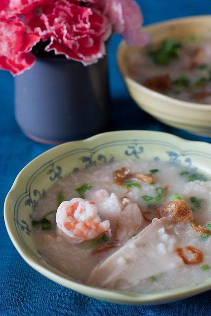 Seafood Congee1