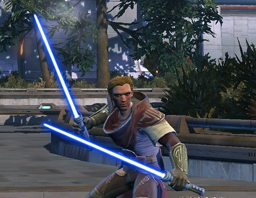 SWTOR Jedi Sentinel Build and Spec Guide - PVP/PVE