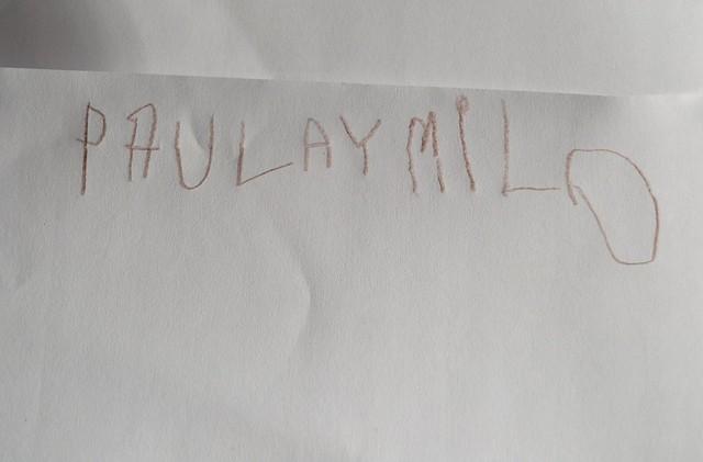 escribio Milo