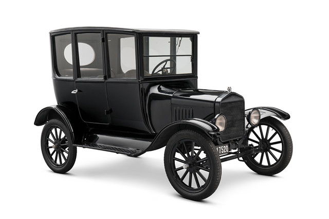 Henry fords passion to change the world of automobiles