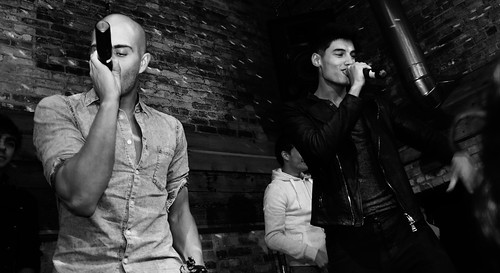 The Wanted in Chicago