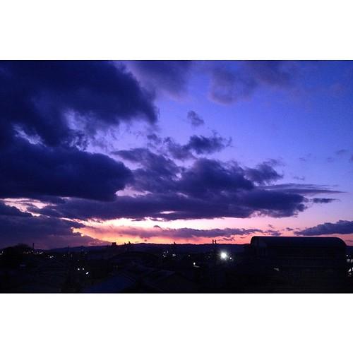 今日の写真 No.506 – 昨日Instagramへ投稿した写真(1枚)/iPhone4S、Snapseed