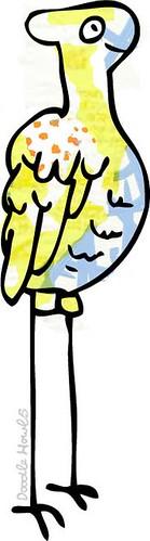 Jellyroll Bird by DoodleHowls (Horsey McBoo)