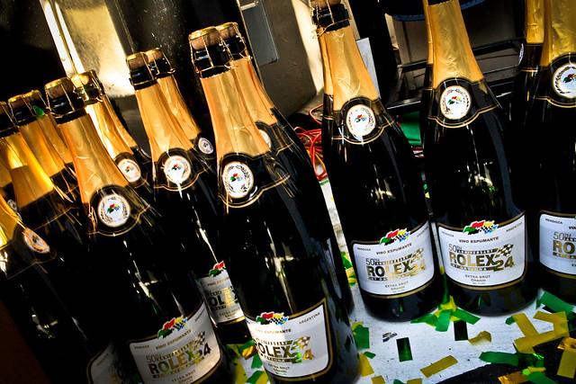 Rolex 24 & Champagne