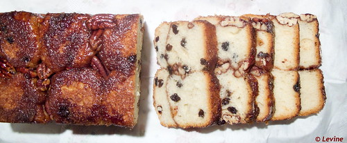 Acme's Cinnamon-Currant Bread with Pecans