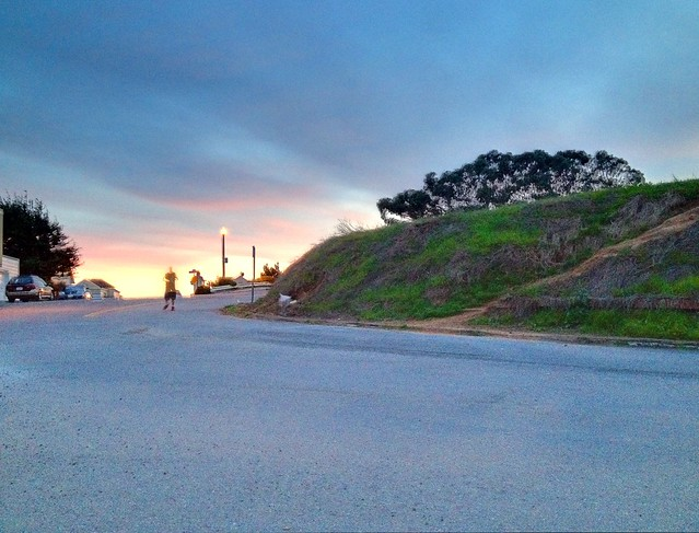 Bernalwood Sunset