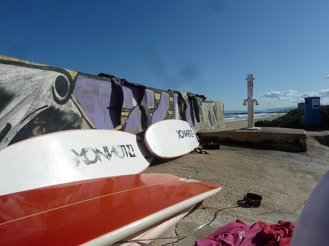 tablas de surf - cullera beach