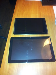 SAMSUNG SLATE VS ASUS TRANSFORMER
