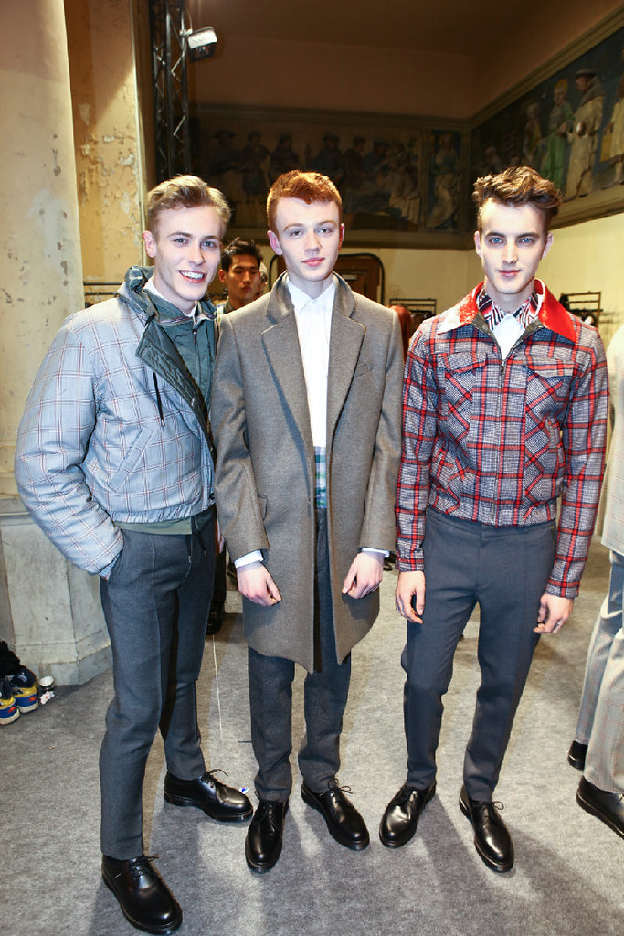 James Smith3610_FW12 Paris Christian Lacroix(Dazed Digital)