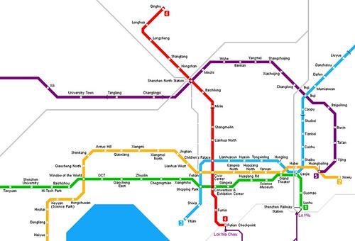 shenzhen-map-centre