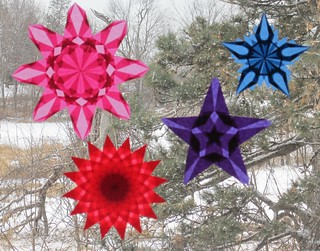 Four Window Stars