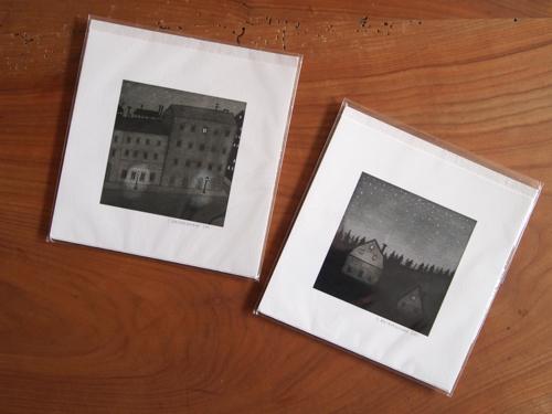 yelena's mini prints