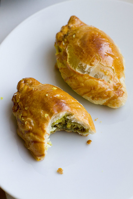 Curry Pastry (ga li jao)