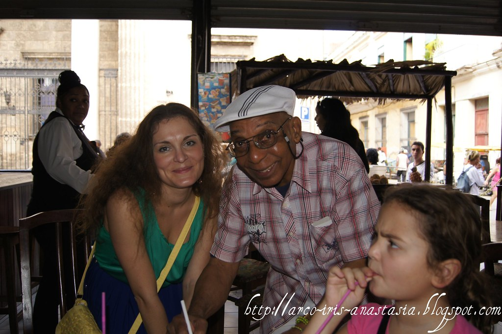 Faces of Havana, Amaranto Fernandez from Buena Vista Social Club