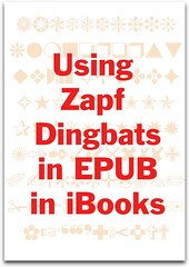Using Zapf Dingbats in EPUB in iBooks