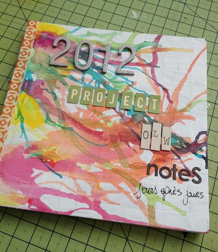 carnet notes OLW 2012