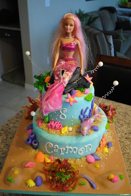 D Barbie Cake Singapore