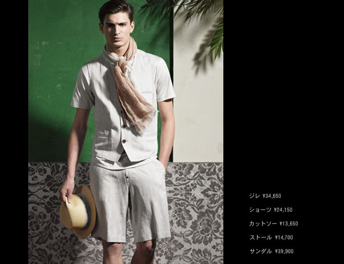 Thomas Hoefnagels0069_LANVIN COLLECTION SS12 Catalogue