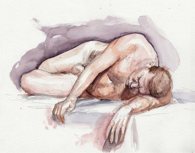 life drawing feb 1st 2012 b