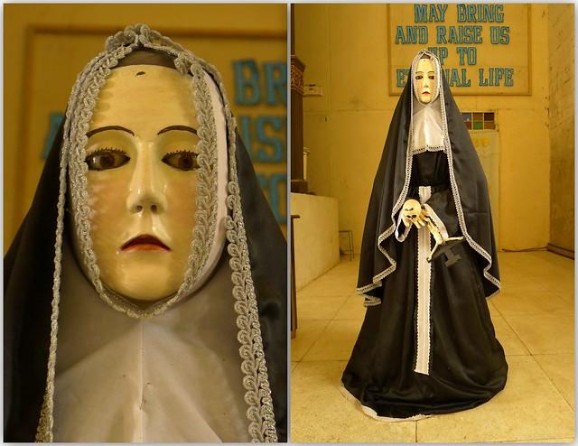 Black Magic Camera >> Black Magic Mary (Maria, Siquijor) | Santa Rita de Cascia de… | Flickr - Photo Sharing!