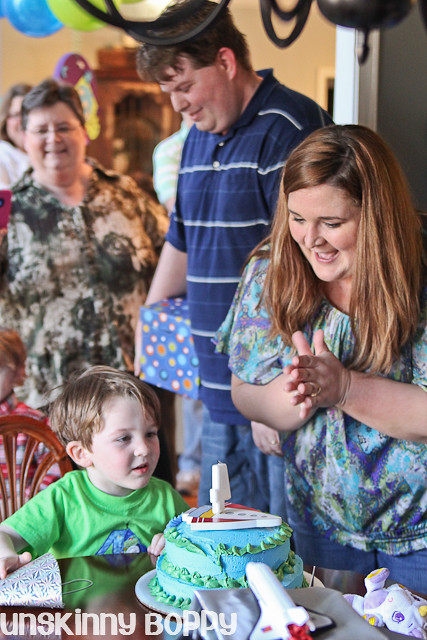 Garrett's 4th Birthday Party (28 of 31)