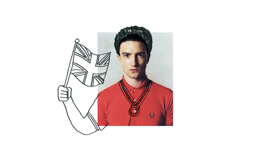 Jacob Coupe0021_Fred Perry SS12