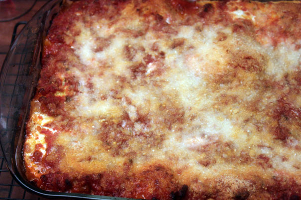 Birthday Lasagna - The Amateur Gourmet