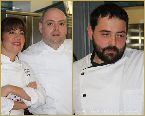 Silvia Baracchi, Richard Titi, Giuseppe Mancino