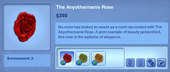 The Anyothername Rose