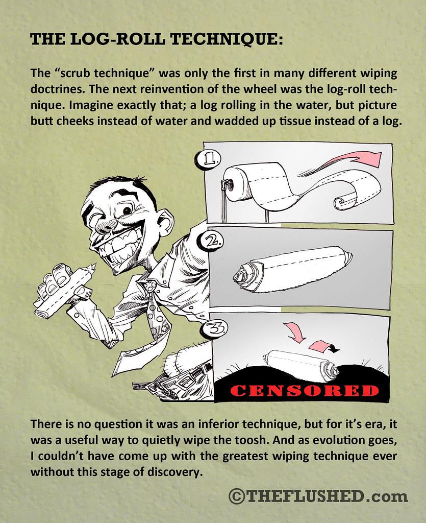 Log-Roll Technique