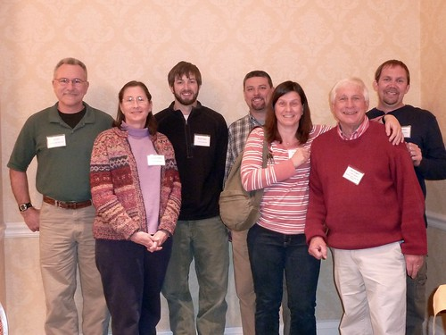 State Park Resource Management Staff attend conference