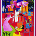 KKK Boutique by Camille Billops, 1994, Offset lithograph, 6/100, Brandywine Workshop, Philadelphia, PA