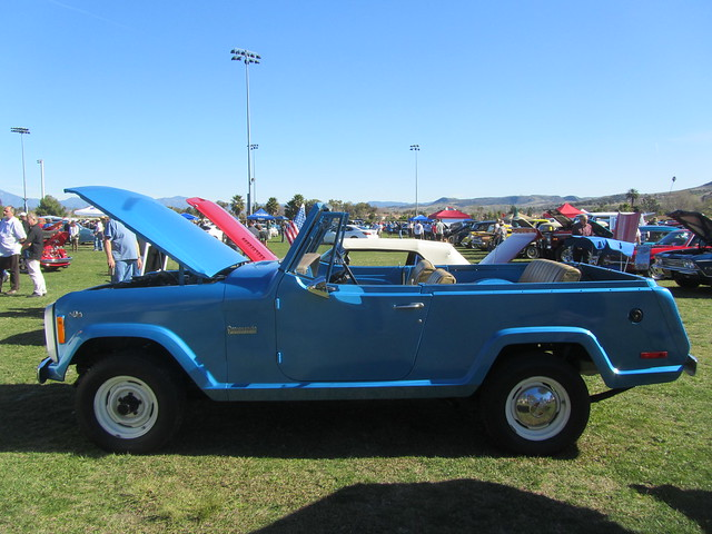 1972 Jeepster Commando http://www.flickr.com/groups/1216692@N21/pool/?view=lg