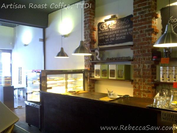 Artisan Roast Coffee, Taman Tun Dr Ismail-009