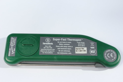 6848237683 2257b091a0 My British Racing Green Thermapen!