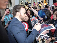 Captain America: The Winter Soldier (กัปตันอเมริกา: มัจจุราชอหังการ) เปิดรอบปฐมทัศน์โลกแล้ววันนี้! ประเทศไทยเตรียมพร้อมเปิดงานไทยแลนด์กาล่าพรีเมียร์สุดยิ่งใหญ่ 1 เมษายนนี้!