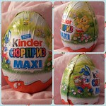 huge kinder surprise