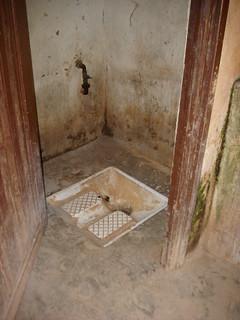 Pit latrine