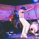 Blood Orange // Brooklyn Night Bazaar by Chad Kamenshine
