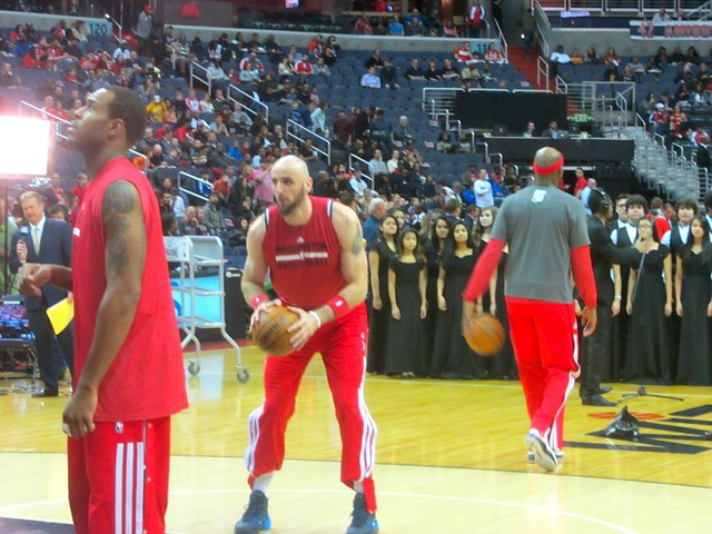 Marcin Gortat, Polish Heritage Night, washington wizards, truth about it, poland, adam mcginnis