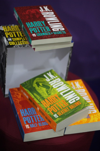 Harry Potter Books - Bloomsbury
