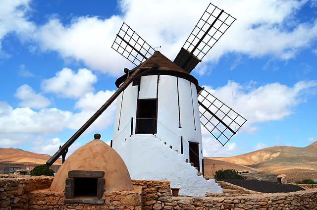Windmill Centre, Tiscamanita, Fuerteventura