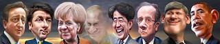 G8 minus 1 revisited