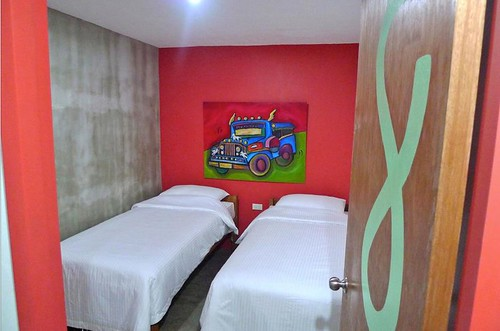 MNL Boutique Hostel_Twin Room